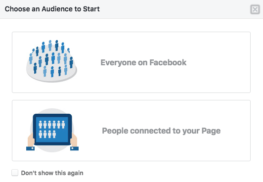 facebook audience insights audiences