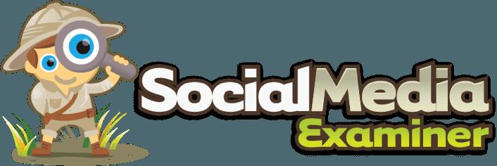 logo social media examiner