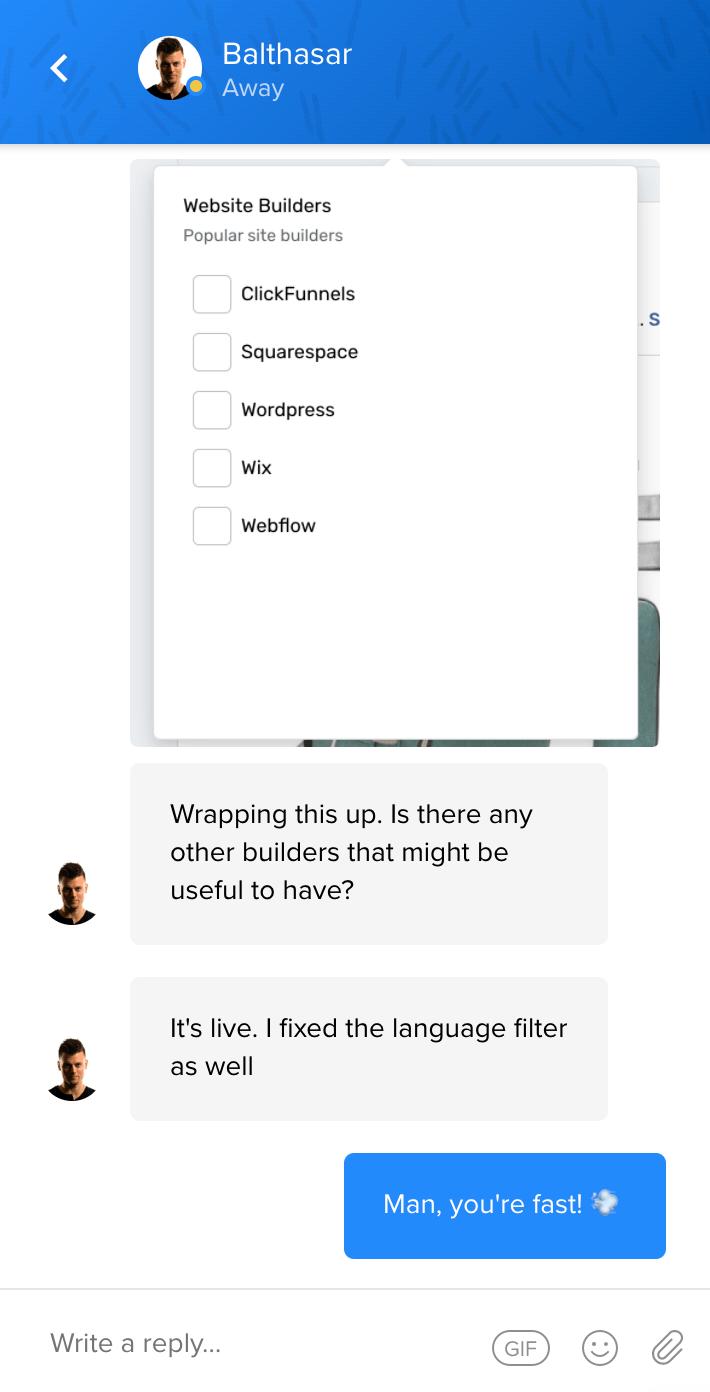 adspace widget