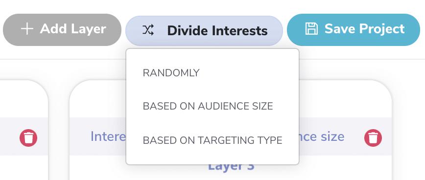 connectexplore layering